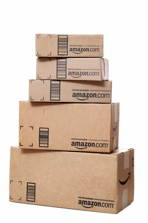 Amazon Sellers Shipments