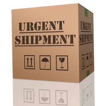 Urgent Shipments